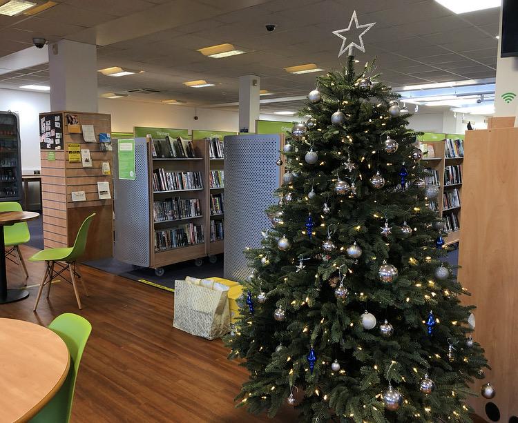 Xmas Tree Library