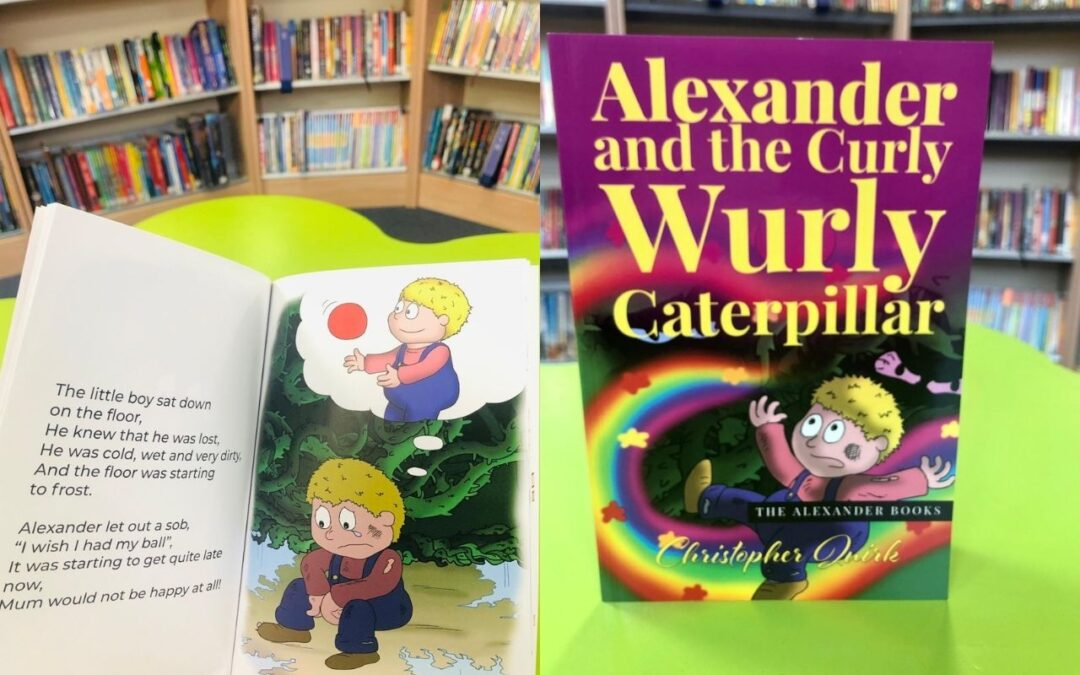 Children's Author Event with Christopher Quirk