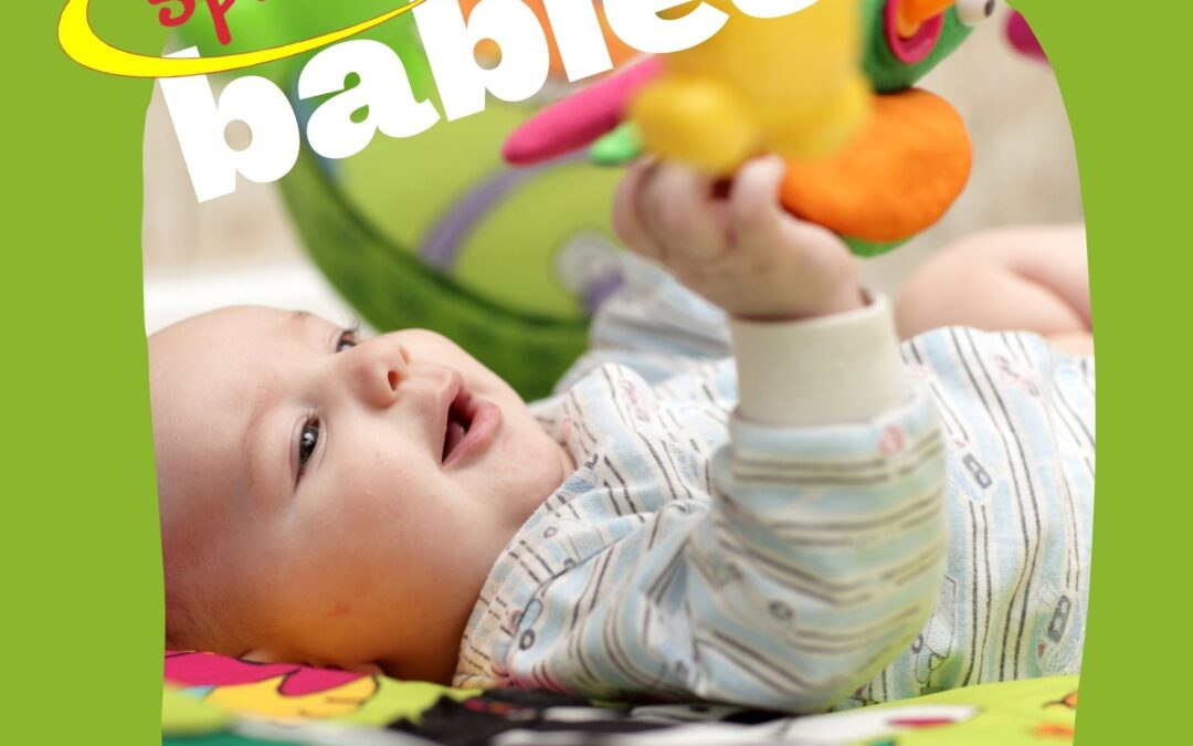 New Sparkles Babies Courses – Starting in May