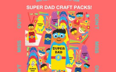 Father's Day Craft Bags