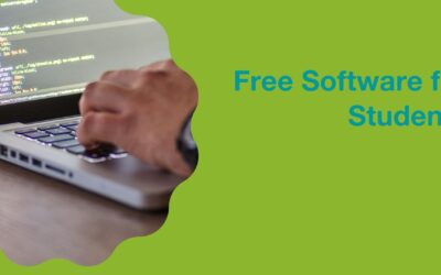 Free Software for Students