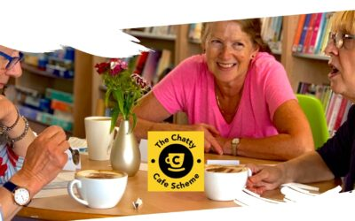 Chatter Natter is at Blackfen Community Library