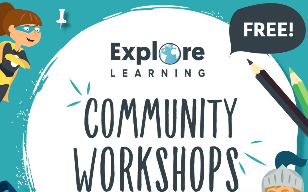 Explore Learning – Free Workshops for Kids